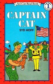 Captain Cat (I Can Read Bk 1)