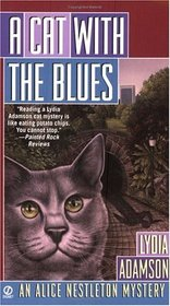 A Cat with the Blues (Alice Nestleton, Bk 18)