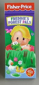 Freddie's Forest Pals : Fisher-Price Little People Little Pockets PlayBooks