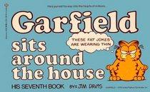 Garfield Sits Around the House (No 7)