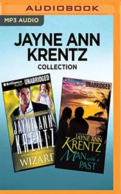 Jayne Ann Krentz Collection - Wizard & Man with a Past