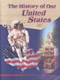 The History of Our United States Third Edition Abeka