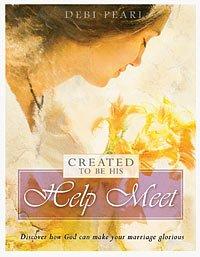 Created to Be His Help Meet (Audio CD) (Unabridged)