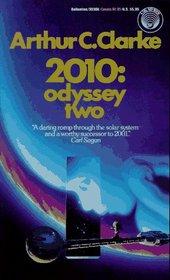 2010: Odyssey Two (Space Odyssey, Bk 2)