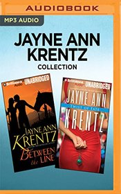 Jayne Ann Krentz Collection - Between the Lines & Twist of Fate