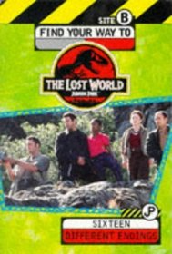 The Lost World: Choose Your Own Adventure