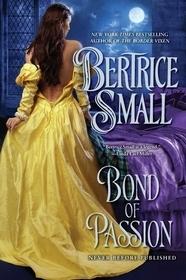 Bond of Passion (Border Chronicles, Bk 6)