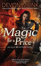 Magic for a Price (Allie Beckstrom, Bk 9)