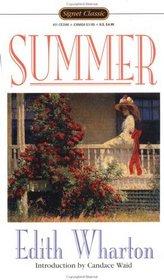 Summer (Signet Classic)