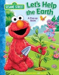 Sesame Street Let's Help the Earth