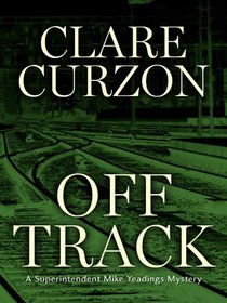 Off Track (Thorndike Press Large Print Mystery Series)
