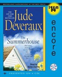 The Summerhouse (Summerhouse, Bk 1) (Audio CD) (Abridged)
