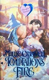 Temptation's Fire (Heartfire Romance)