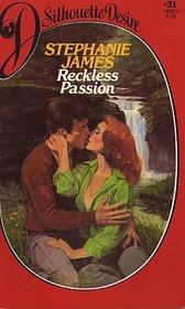 Reckless Passion (Silhouette Desire, No 31)