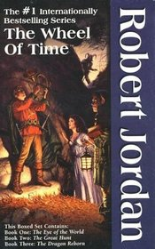 The Wheel of Time (Boxed Set #1)