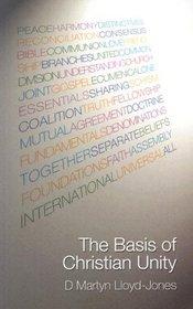 Basis of Christian Unity