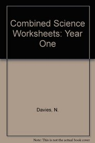 Combined Science Worksheets: Year One