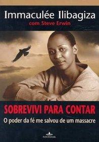 Sobrevivi Para Contar (Em Portugues do Brasil)