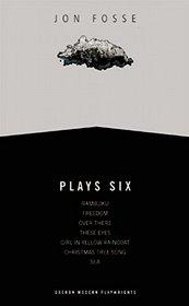 Fosse: Plays Six