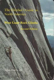The Climber's Guide to North America: West Coast Rock Climbs