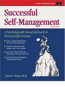 Successful Self-Management (The Fifty-Minute series)