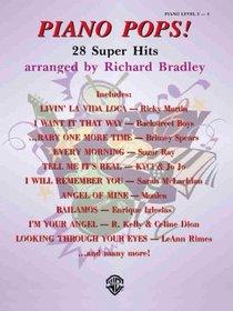 Piano Pops! 28 Super Hits
