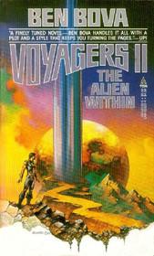 Alien Within (Voyagers Series, Bk 2