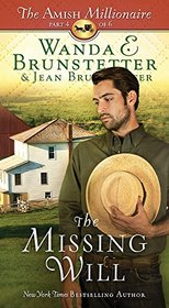 The Missing Will (The Amish Millionaire, Bk 4)