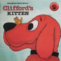 Clifford's Kitten (Clifford, the Big Red Dog)