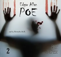 Edgar Allan Poe Audiobook Collection 2: William Wilson/The Masque of the Red Death