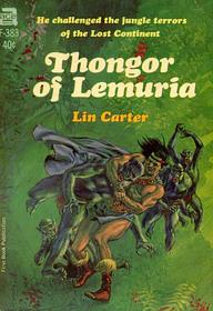 Thongor of Lemuria