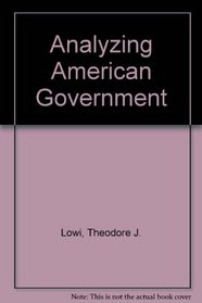 Analyzing American Government