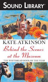 Behind the Scenes at the Museum (Audio CD) (Unabridged)