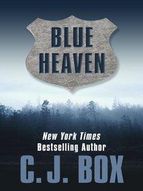 Blue Heaven (Thorndike Press Large Print Basic Series)