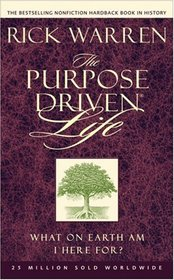 The Purpose Driven� Life MM4-pack: What On Earth Am I Here For?