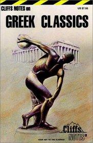 Cliffs Notes: Greek Classics