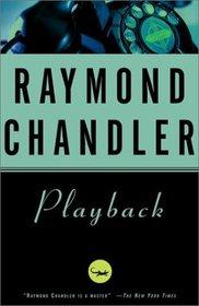 Playback (Vintage Crime/Black Lizard)