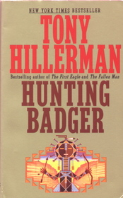 Hunting Badger (Joe Leaphorn/Jim Chee, Bk 8)