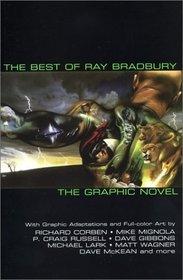 The Best of Ray Bradbury: The Graphic Novel
