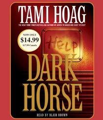 Dark Horse (Elena Estes, Bk 1) (Audio CD) (Abridged)
