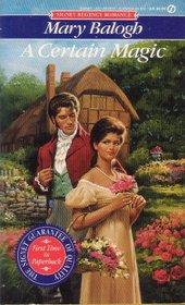 A Certain Magic (Signet Regency Romance)
