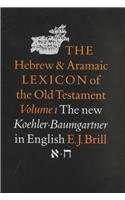 The Hebrew and Aramaic Lexicon of the Old Testament (5 Vol. Set)
