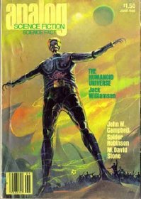 Analog Science Fiction and Fact, June 1980, Featuring *The Humanoid Universe* (Volume C, No. 6)