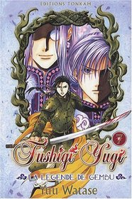 Fushigi Yugi - La légende de Gembu, Tome 7 (French Edition)