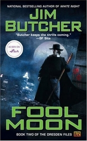 Jim Butcher: The Dresden Files: Fool Moon: Vol. 1