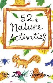 52 Nature Activities (52 Series)
