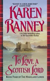 To Love a Scottish Lord (Highland Lords, Bk 4)