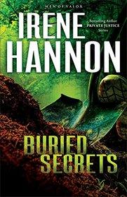 Buried Secrets (Men of Valor, Bk 1)