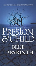 Blue Labyrinth (Agent Pendergast)