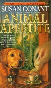 Animal Appetite (Dog Lover's, Bk 10)